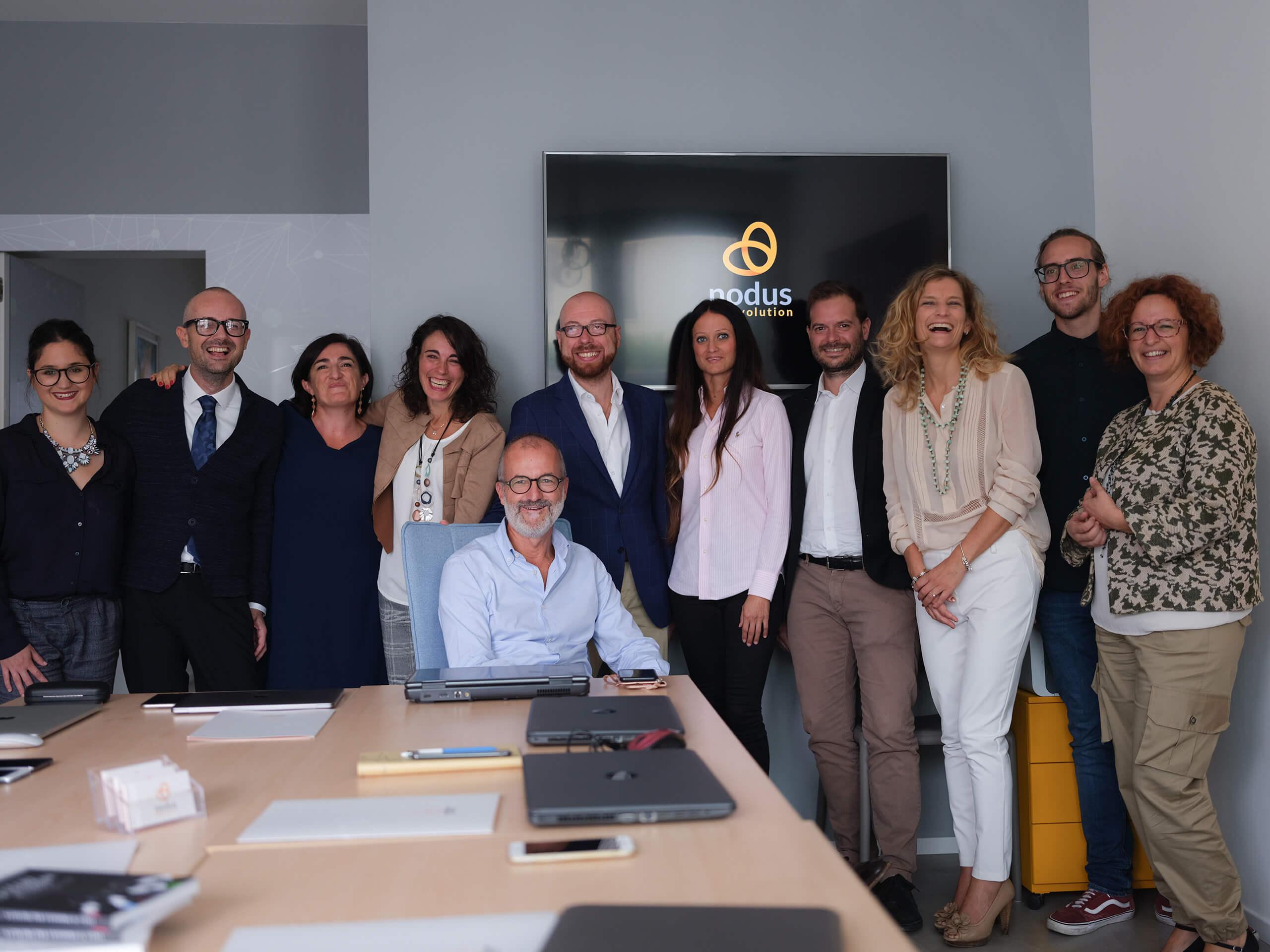 Il team di Nodus HR