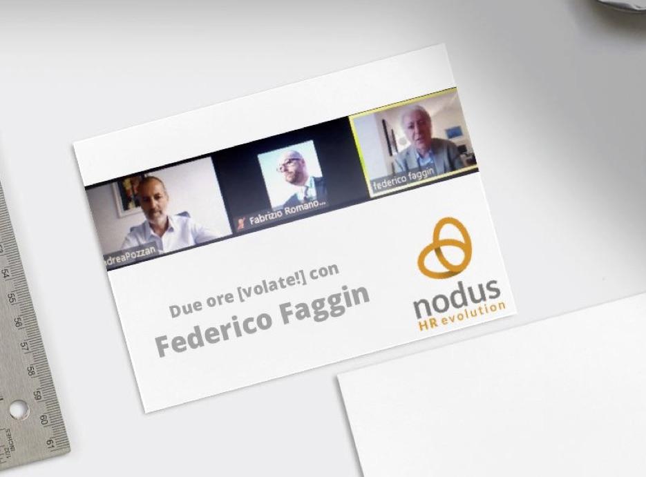 """L'INTERVISTA A FEDERICO FAGGIN: BEATO CHI POTRÀ DIRE """"IO C'ERO"""""""